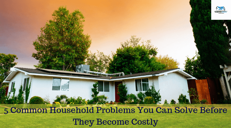 most common home inspection problems