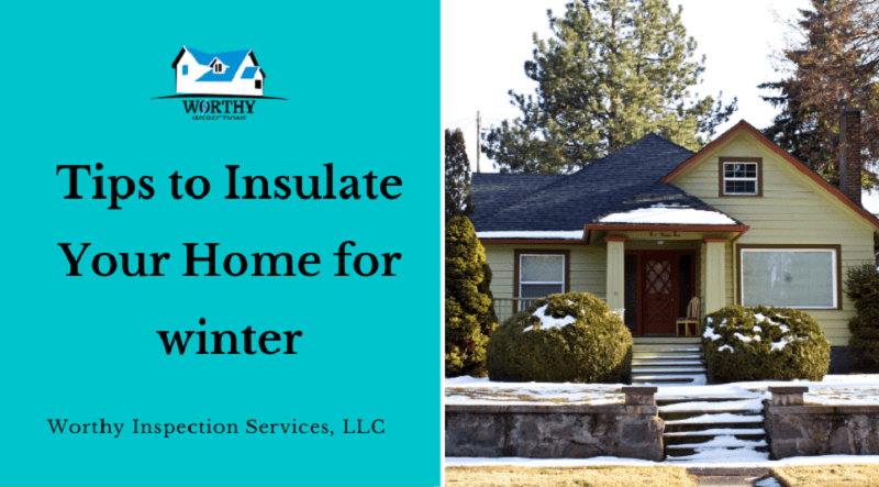 6 Reasons to Insulate Your Home for Winter