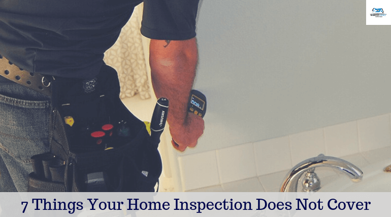 what does a home inspection consist of