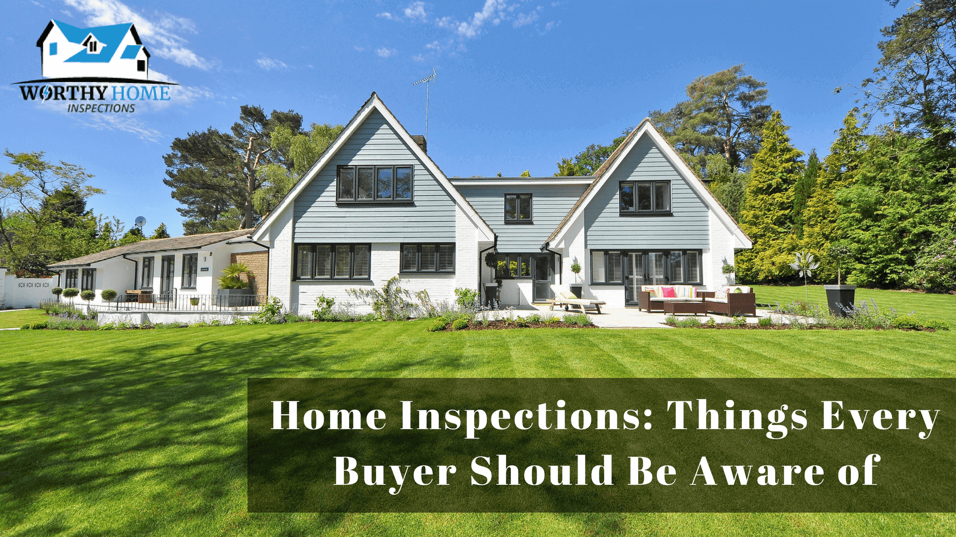 Home Inspections: Things Every Buyer Should Be Aware of